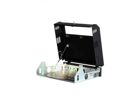 цена на Шкаф настенный 19 5U Estap SOHO Slimline SLM007G 292x300mm серый