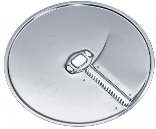 Диск-терка Bosch MUZ45AG1 для резки овощей длинными тонкими ломтиками терка для сырых овощей bosch muz 8rs1