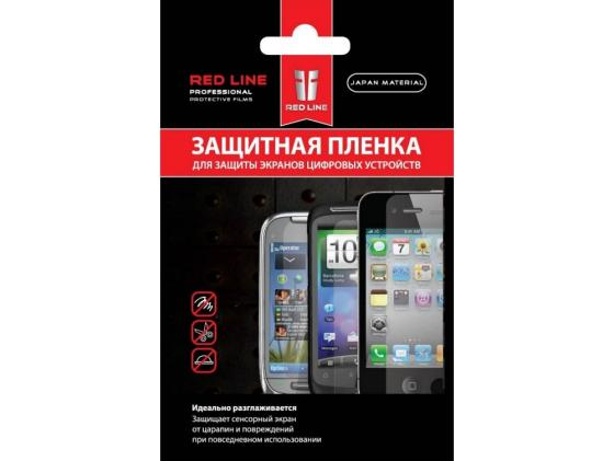 Пленка защитная Red Line для Nokia X/X+ matte protective pe back case for htc one x s720e red