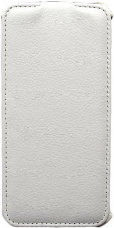 все цены на  Чехол (флип-кейс) iBox Premium - для iPhone 6 белый  онлайн