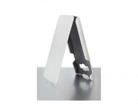Чехол - книжка iBox Premium для Samsung A3 белый чехол книжка ibox premium для samsung galaxy note 3 белый