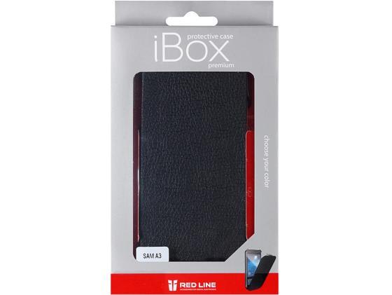 Чехол - книжка iBox Premium для Samsung A3 черный стоимость