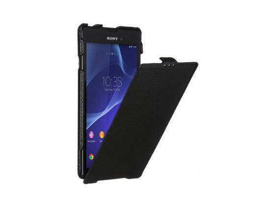 Чехол - книжка iBox Premium для Sony Xperia T3 черный чехол samsung ef pj530cpegru для samsung galaxy j5 2017 dual layer cover розовый
