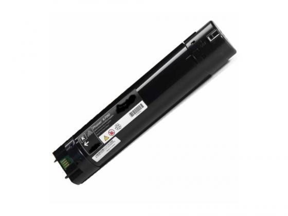 Тонер-картридж Cactus CS-PH6700X 106R01526 для Xerox Phaser 6700 черный 18000стр