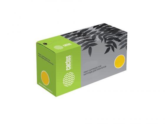 Тонер-картридж Cactus CS-PH6250Y 106R00670 для Xerox Phaser 6250 желтый 4000стр
