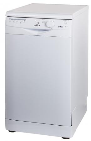 Посудомоечная машина Indesit DSR 15B3 RU белый посудомоечная машина indesit dsr 26b ru
