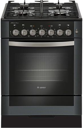 Комбинированная плита Gefest 6502-02 0044 черный цена 2017