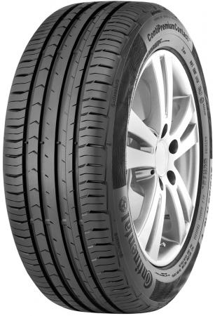 Шина Continental ContiPremiumContact 5 205/60 R16 92H летняя шина continental contipremiumcontact 5 205 60 r16 92v ssr bmw