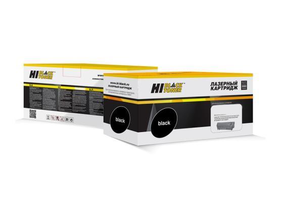 Фото - Картридж Hi-Black CF350A для HP CLJ Pro MFP M176N/M177FW черный 1200стр картридж profiline pl cf352a yellow для hp clj pro m176n m177fw 1000стр