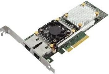 Адаптер Dell Broadcom 57840S QP 10Gb/SFP+Daughter Card 540-11381 адаптер dell 540 bbbb intel x520 dp 10gb da sfp i350 dp 1gb network daughter
