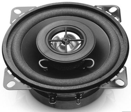 Автоакустика Soundmax SM-CF402 коаксиальная 2-полосная 10см 50Вт-100Вт канцелярия index механическая точилка с механизмом автофиксации карандаша