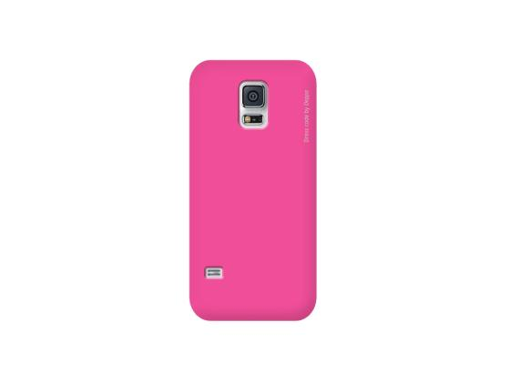 Чехол Deppa Air Case для Samsung Galaxy S5 mini розовый 83111 3 in 1 cover case for samsung galaxy s5