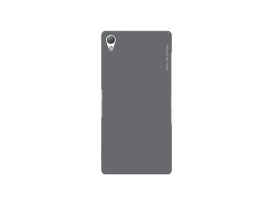 Чехол Deppa Air Case  для Sony Xperia Z3 серый 83138