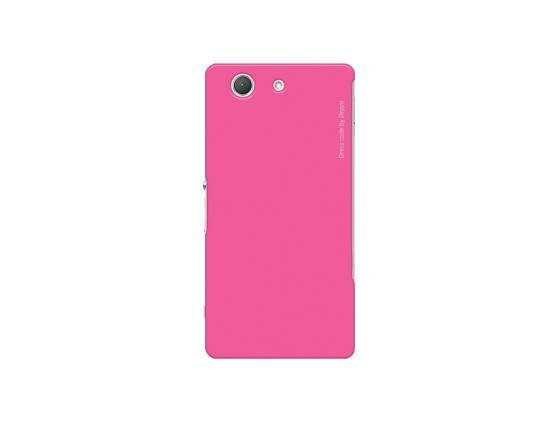 Чехол Deppa Air Case  для Sony Xperia Z3 Compact розовый 83147
