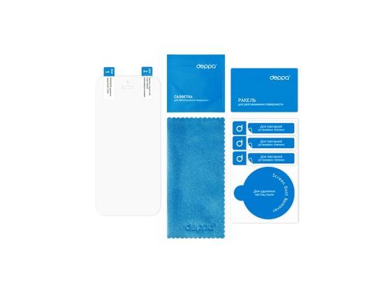 Защитная пленка Deppa для HTC Desire 700 прозрачная 61291 защитная пленка lp универсальная 2 8 матовая