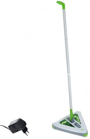 цена на Электровеник KITFORT КТ-508-1 сухая уборка белый зелёный