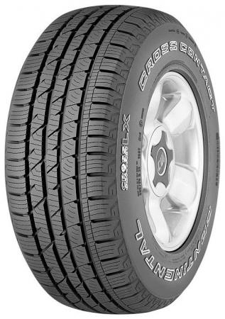 Шина Continental ContiCrossContact LX 215/65 R16 98H зимняя шина continental contivikingcontact 6 215 55 r16 97t