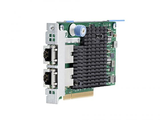 Адаптер HP 561FLR-T Ethernet 10Gb 2P 700699-B21 цена и фото