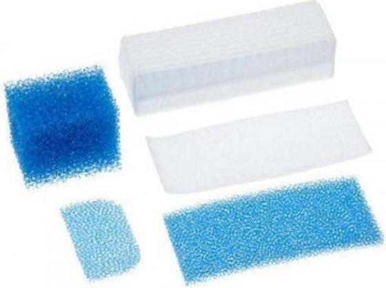 Набор фильтров для пылесоса NeoLux HTS-01 для Thomas neolux hts 12 набор hepa фильтров для пылесоса thomas 2 шт