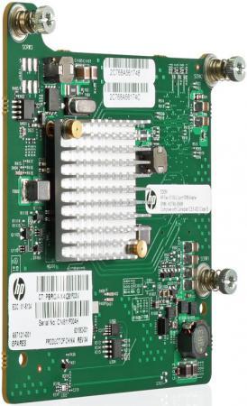 Адаптер HP 534M FlexFabric 10Gb 2P Adptr 700748-B21 цена