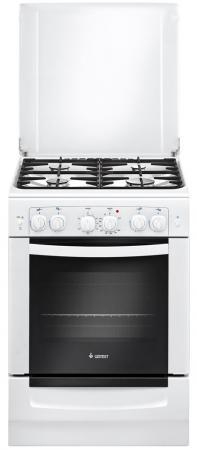 Комбинированная плита Gefest ПГЭ 6101-02 белый комбинированная плита gefest пгэ 5102 02