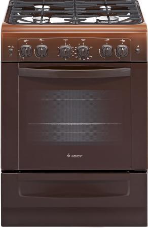 цена на Газовая плита Gefest 6100-02 0001 коричневый