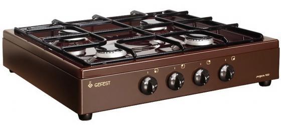 Газовая плита Gefest ПГ 900 К17 коричневый