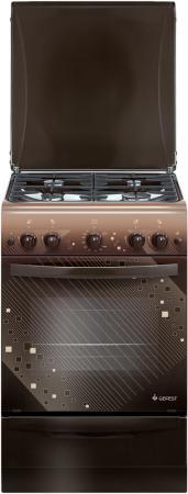 Газовая плита Gefest ПГ 5100-02 0010 коричневый