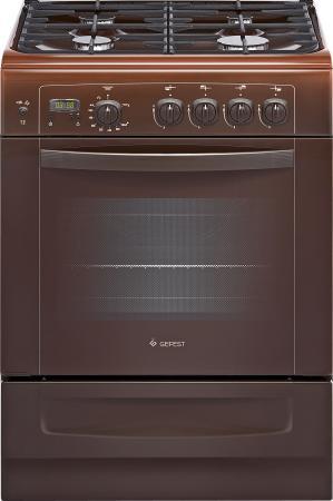 цена на Газовая плита Gefest ПГ 6100-03 0003 коричневый