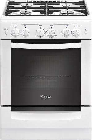 Газовая плита Gefest ПГ 6100-02 белый