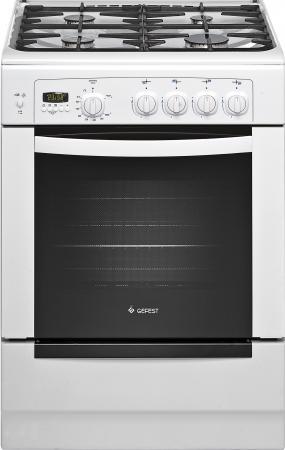 Газовая плита Gefest ПГ 6100-04 белый