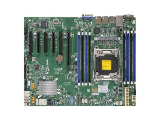 Материнская плата Supermicro MBD-X10SRI-F-O Socket 2011 C612 8xDDR4 1xPCI-E 16x 2xPCI-E 4x — 10xSATAIII ATX