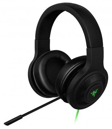 все цены на Гарнитура Razer Kraken USB черный RZ04-01200100-R3M1 онлайн
