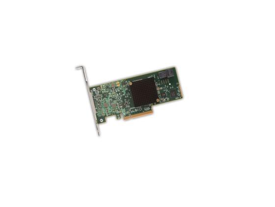 все цены на Контроллер LSI SAS 9341-4I SGL LSI00419 онлайн