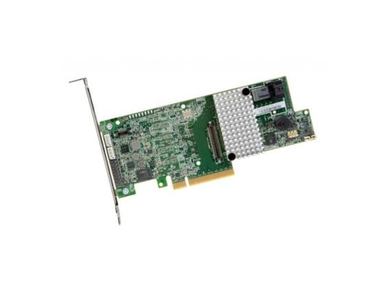 Контроллер LSI SAS 9361-4I SGL LSI00415 контроллер lsi sas 9361 4i sgl lsi00415