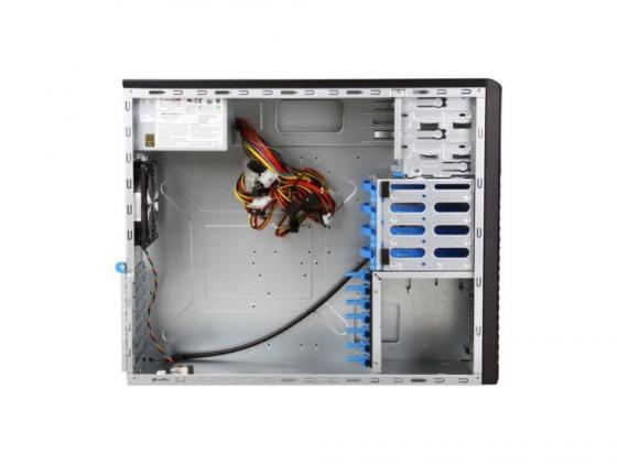 Серверный корпус E-ATX Supermicro CSE-732I-865B 865 Вт чёрный