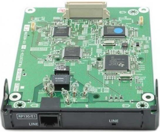 Плата расширения Panasonic KX-NS5290CE PRI30 / E1 PRI30/E1 плата расширения panasonic kx ns5171x