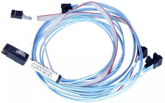 Кабель SuperMicro CBL-0288L кабель sff8087 sata supermicro cbl 0388l