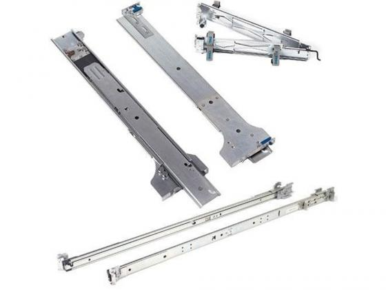 Рельсы Dell R220 2/4 Post Static Rack Rails для R220 770-BBHI рельсы dell 770 bcvf rack rails for me4 2u