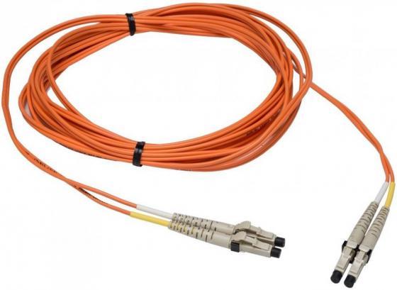 Кабель Dell 5M Optical Fibre Cable Multimode LC-LC - KIT 470-10645 кабель lenovo 00mj172 25m fiber lc