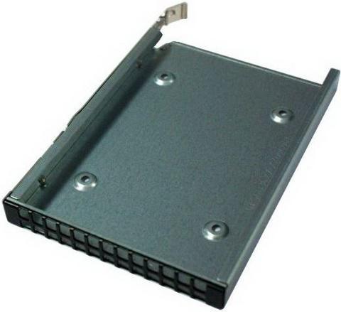 Заглушка SuperMicro MCP-220-83601-0B supermicro mcp 220 00080 0b набор для установки hdd 2 5 sata дисков в отсек 3 5