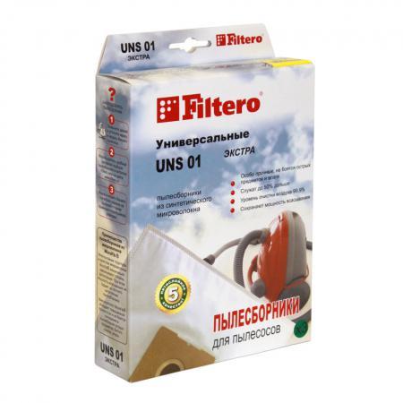 Пылесборник Filtero Uns 01 3 экстра пылесборник filtero uns 01 3 экстра