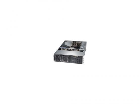Серверный корпус 3U Supermicro CSE-835TQ-R920B 920 Вт чёрный цена и фото