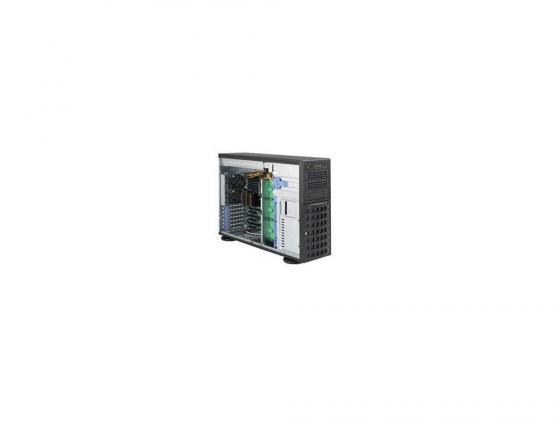 Купить Серверный корпус E-ATX Supermicro Supermicro CSE-745BTQ-R1K28B-SQ 1280 Вт чёрный, Сталь
