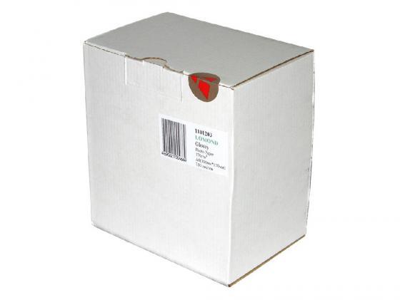 Бумага Lomond 10*15 170г/кв.м глянцевая 700л 1101204 картридж lomond l0206026 10 sht