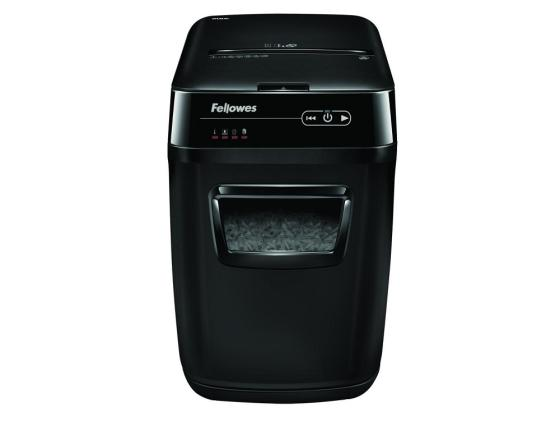 Уничтожитель бумаг Fellowes AutoMax 200C 200лст 32лтр FS-4653601 fellowes automax 200c 4x38 мм