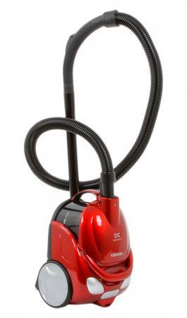 Пылесос Daewoo RCC-154RA без мешка сухая уборка 1600Вт красный daewoo electronics rcc 154ra