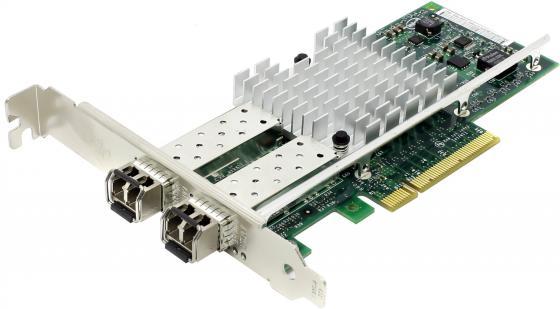 Сетевой адаптер Intel X520-SR2 E10G42BFSR сетевой адаптер intel x540t2