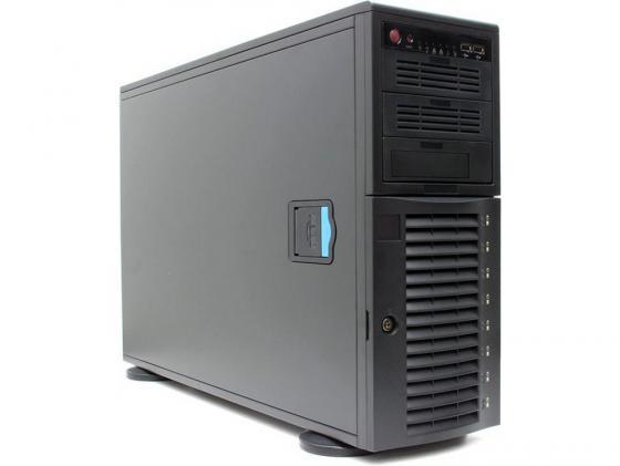 Корпус Supermicro SC743TQ-865B-SQ 865Вт черный корпус supermicro cse 743tq 865b