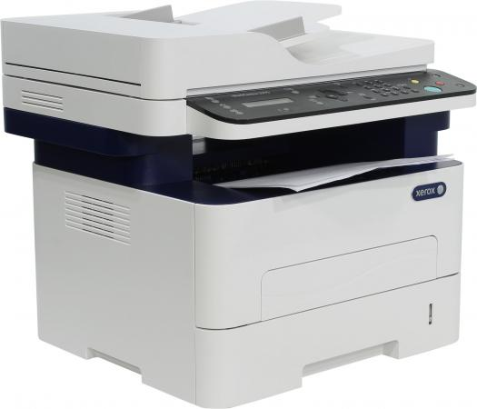 МФУ Xerox WorkCentre 3215V/NI ч/б A4 24ppm 600x600dpi 26ppm автоподатчик факс Ethernet USB мфу xerox workcentre 3215ni ч б а4 27ppm автоподатчиком lan wi fi